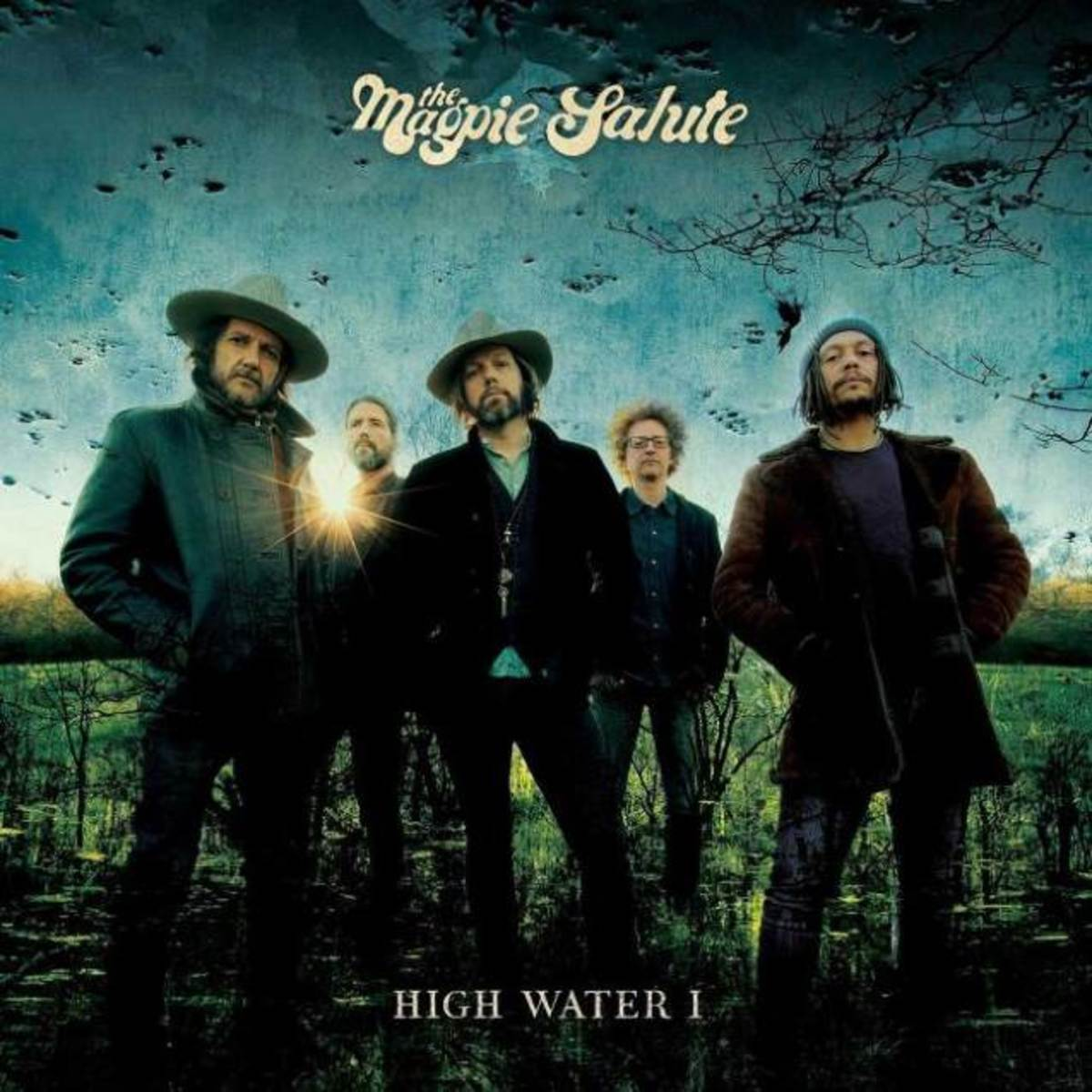 THE MAGPIE SALUTE - High Water 1