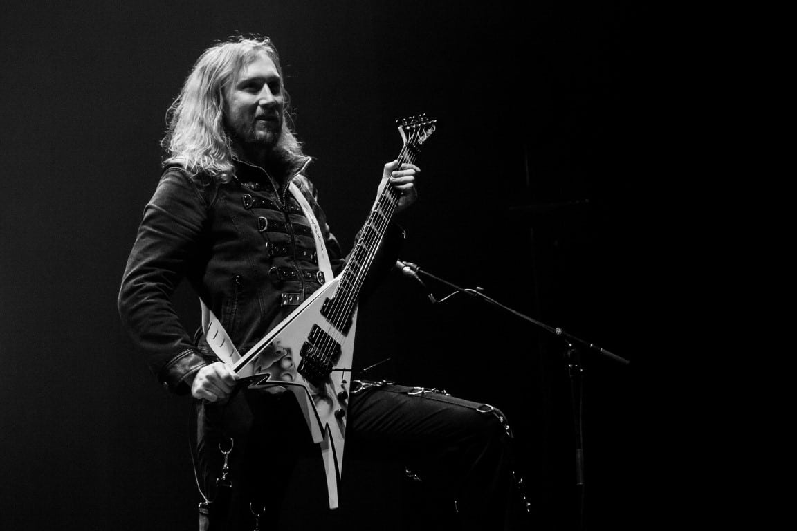 Interview d'Anton Kabanen, guitariste de Beast In Black