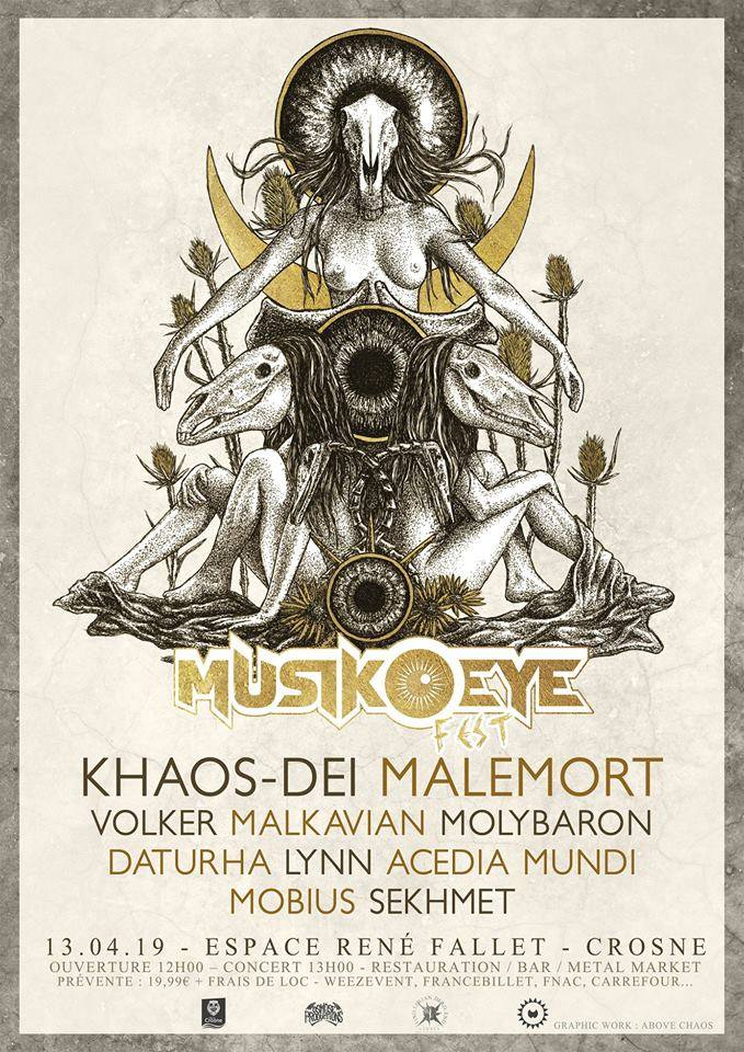 Musik'O Eye fest  édition 2