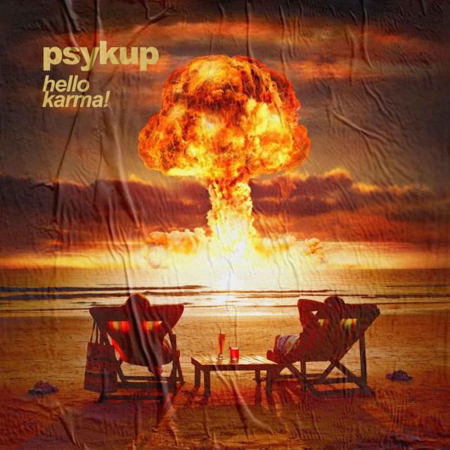 PSYKUP : un premier clip pour le nouvel album ! - Among The Living News - %