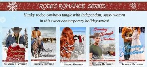 Rodeo Romance Series by Shanna Hatfield