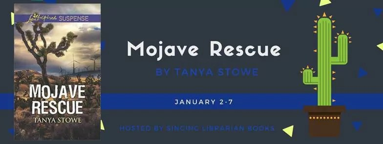 Mojave Rescue by Tanya Stowe - Review