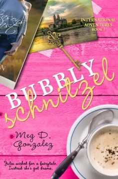 Bubbly Schnitzel by Meg Gonzales – Review