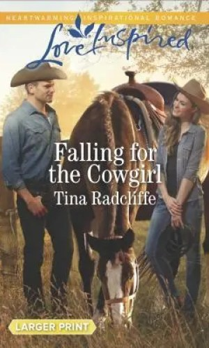Falling for the Cowgirl by Tina Radcliffe – Book Review, Preview