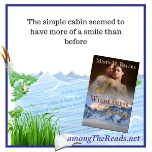 This Wilderness Journey by Misty Beller Quote 2
