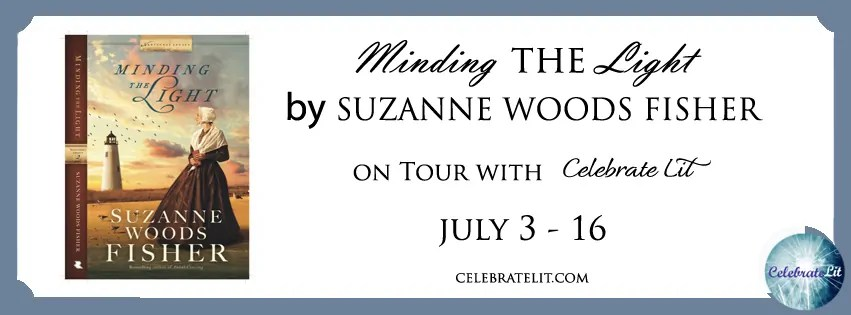 Minding the Light by Suzanne Woods Fisher - Book Review, Preview