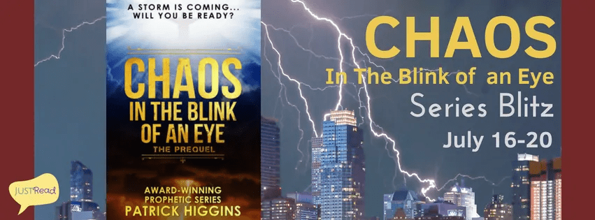 Chaos in the Blink of an Eye #4 - The Countering - Preview