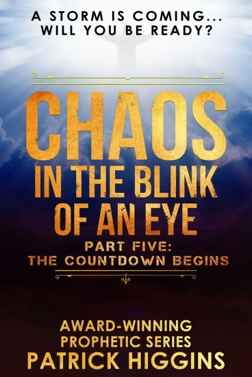 Chaos in the Blink of an Eye #5 – The Countdown Begins – Preview