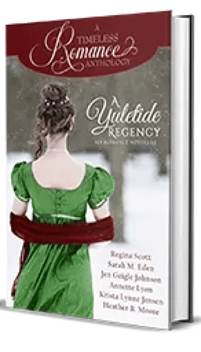 A Yuletide Regency Collection – Always Kiss at Christmas by Regina Scott – Book Review, Preview