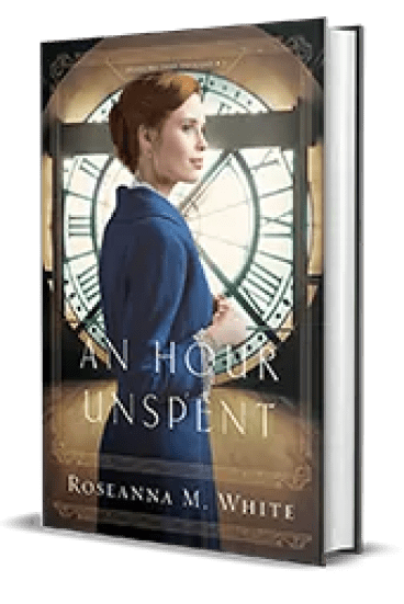 An Hour Unspent by Roseanna M. White – Book Review, Preview