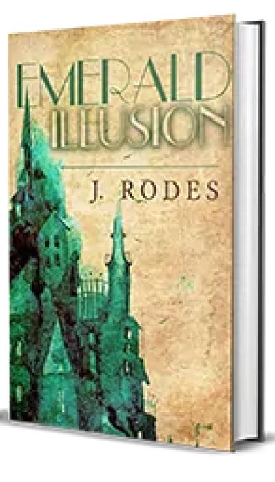 Emerald Illusion by J. Rodes – Book Review, Preview