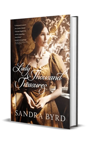 Interview with Sandra Byrd – Part 2