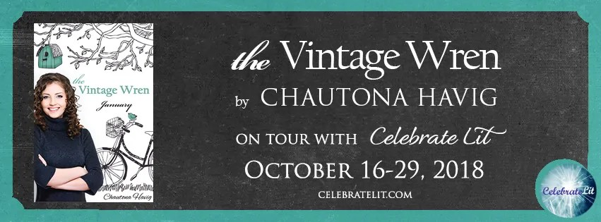 The Vintage Wren: January by Chautona Havig - Book Review, Preview, Guest Post