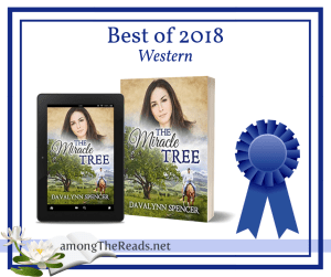 Best of 2018 The Miracle Tree_ A Novel by Davalynn Spencer