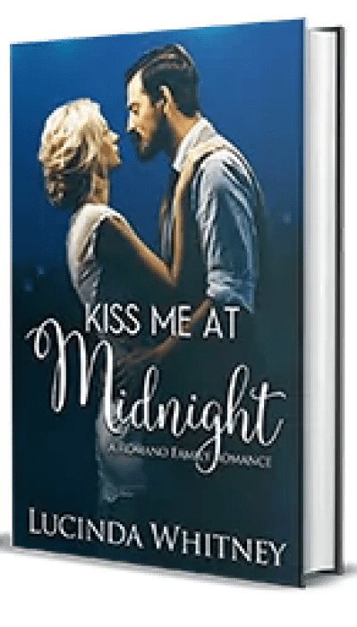 Kiss Me at Midnight by Lucinda Whitney – Book Review, Preview