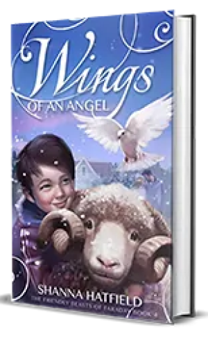 Wings of an Angel by Shanna Hatfield – New Release, Preview