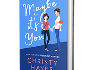 Maybe it's You by Christy Hayes – Book Review