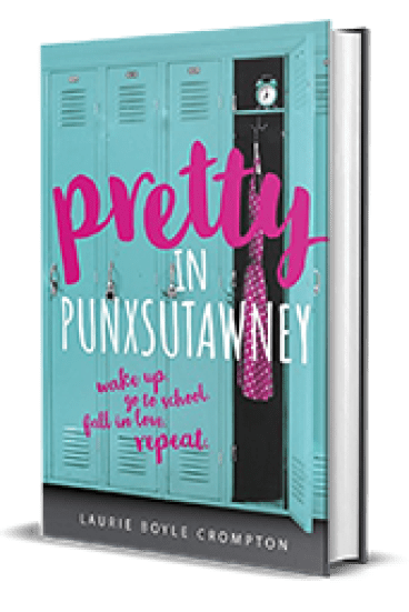Pretty in Punxsutawney by Laurie Boyle Crompton – Book Review, Preview