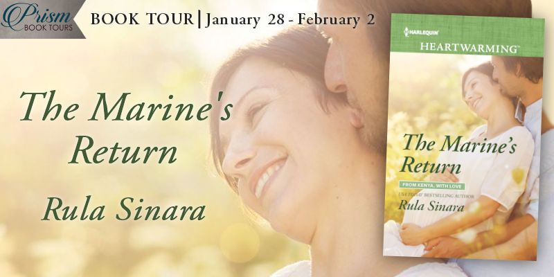 The Marine's Return by Rula Sinara - Book Review, Preview