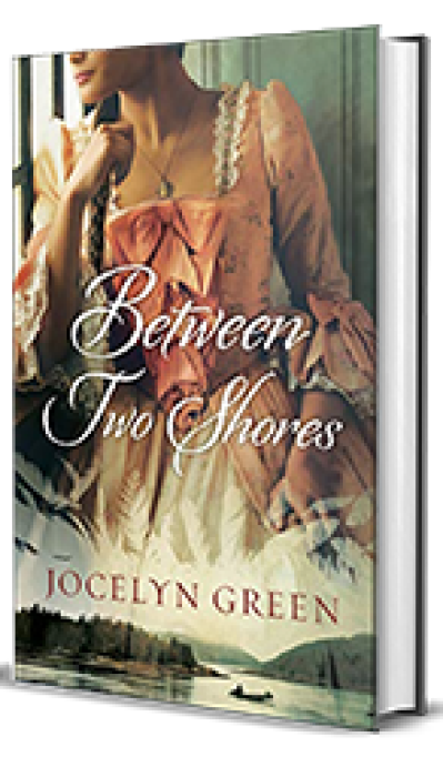 Between Two Shores by Jocelyn Green – Book Review, Preview