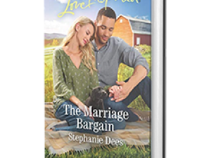 The Marriage Bargain by Stephanie Dees – Book Review, Preview