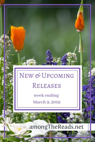 New Releases and Giveaways this Week with Previews – March 9, 2019