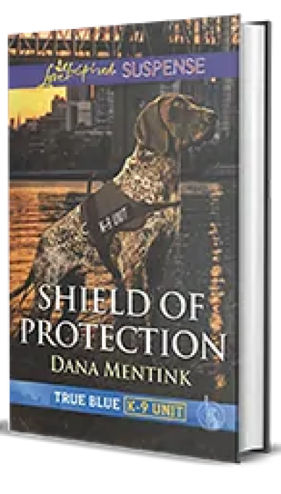Shield of Protection by Dana Mentink – Book Review, Preview