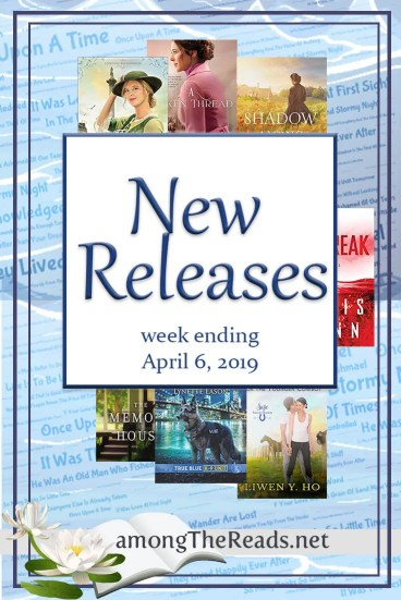 New Releases and Giveaways this Week with Previews – April 6, 2019