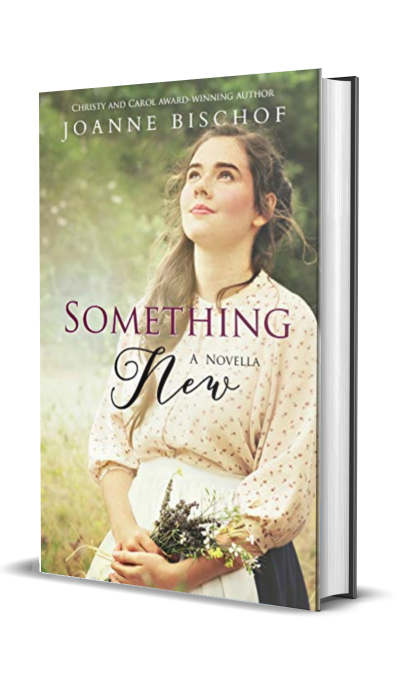 Something New by Joanne Bischoff  – Book Spotlight, Pre-Order