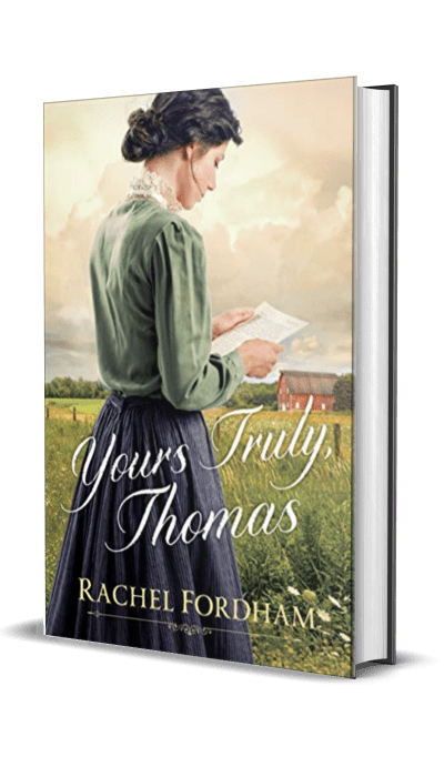Yours Truly, Thomas by Rachel Fordham – Book Review, Preview