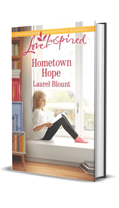 Hometown Hope by Laurel Blount – Book Review, Preview