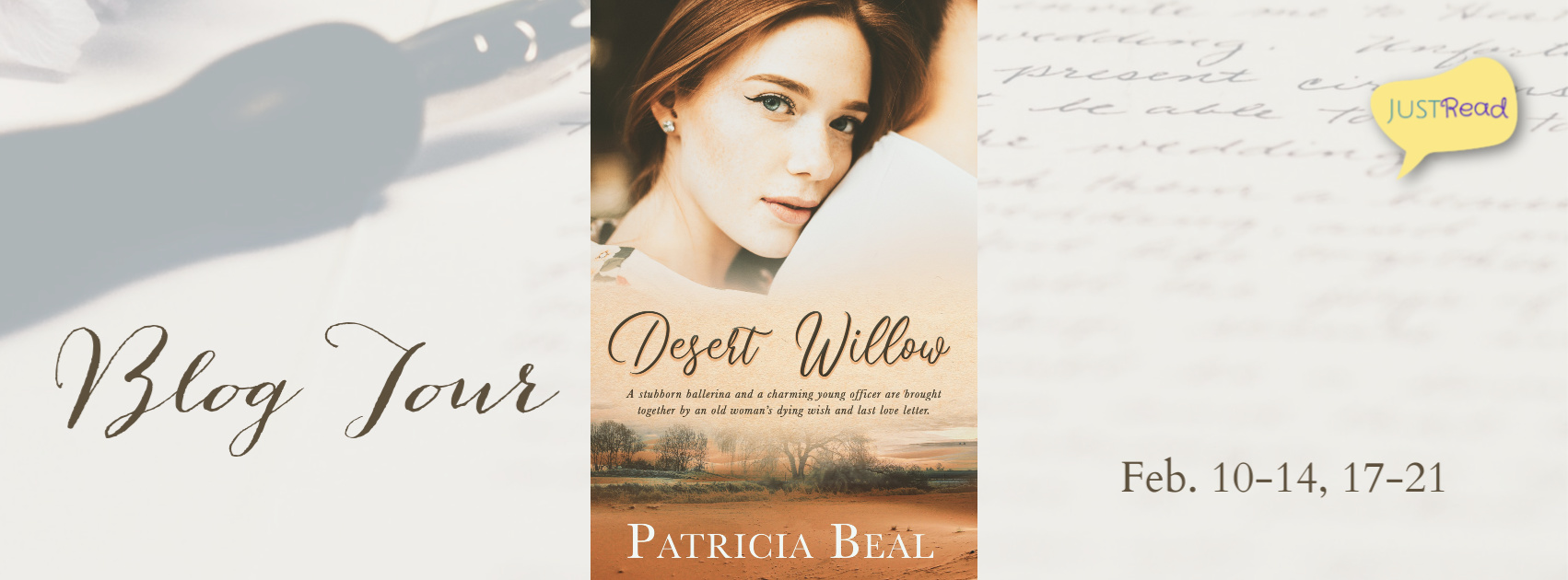 Desert Willow by Patricia Beal - Author Interview