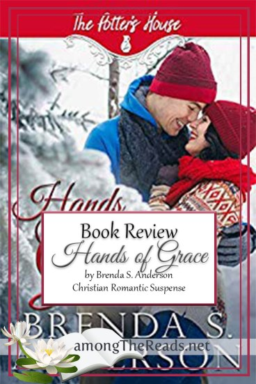 Hands of Grace by Brenda S. Anderson – Book Review, Preview