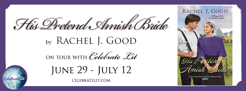 His Pretend Amish Bride by Rachel J. Good - Book Review, Preview