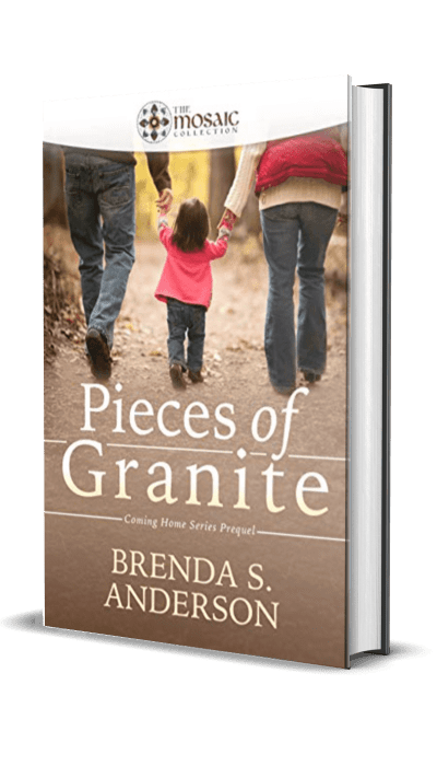 Pieces of Granite by Brenda S. Anderson – Book Review