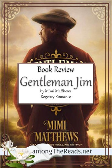 Gentleman Jim by Mimi Matthews – Book Review