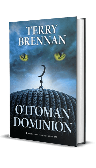 Ottoman Dominion by Terry Brennan – Book Review