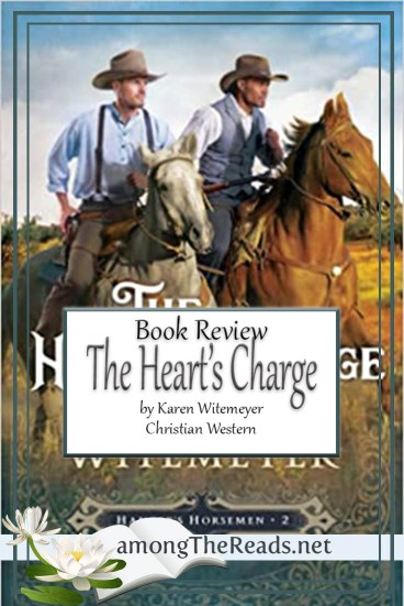 The Heart's Charge by Karen Witemeyer – Book Review
