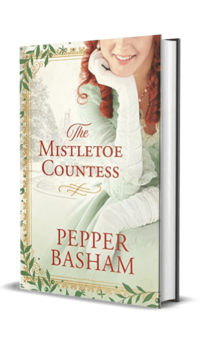 The Mistletoe Countess by Pepper Basham – Book Review
