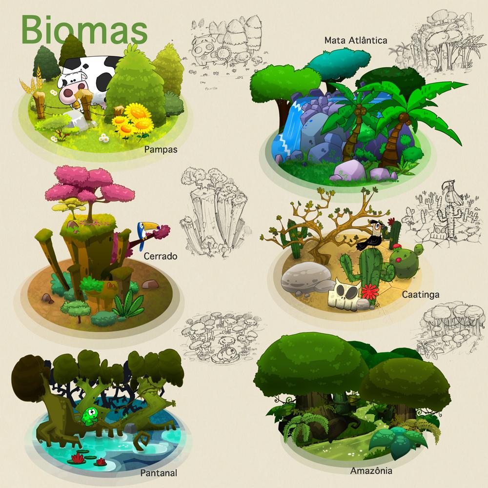 Missão Bioma - Rede Globo (4/6)