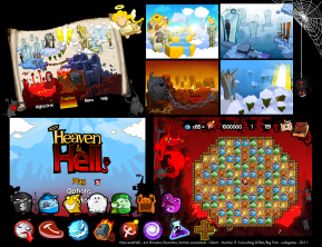 Heaven And Hell - jogo online