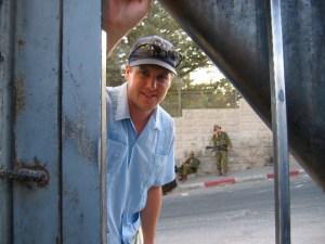 Trumpist border wall in Israel