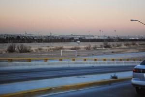 Juarez El Paso border wall
