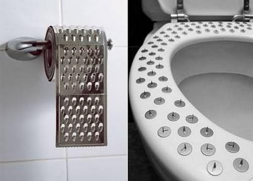 Banheiro de Sogra