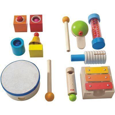 Set instrumentos de Haba