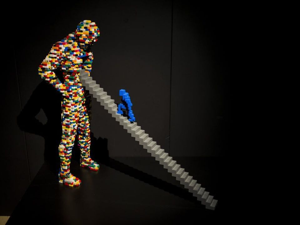 the art of the brick 2016 barcelona
