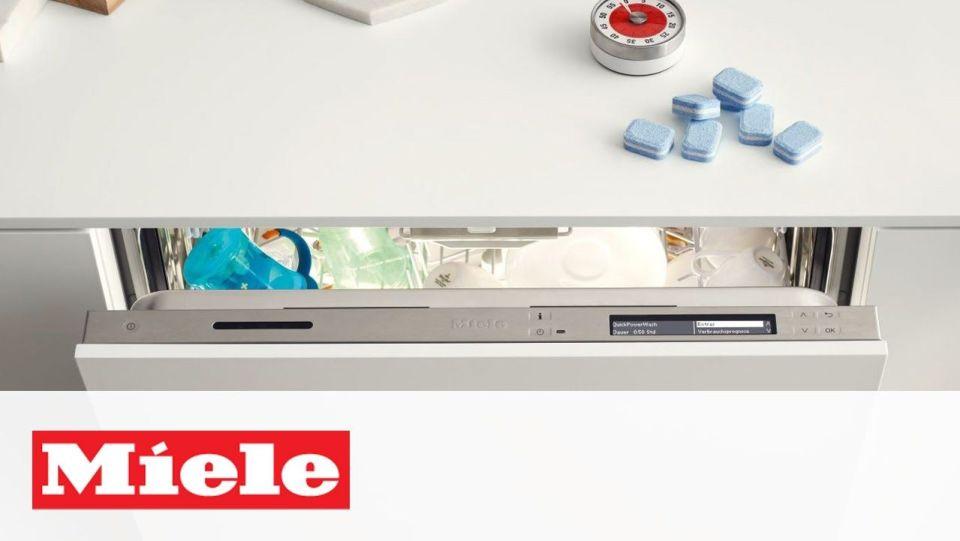 lavavajillas Miele G 6000 EcoFlex