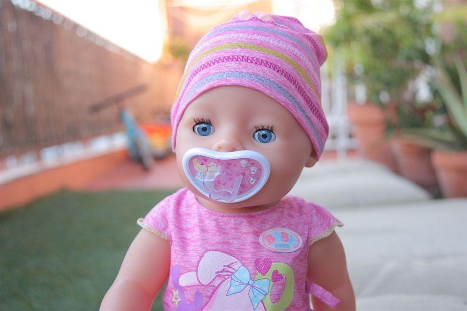 Baby Born Nina La Muneca Que Hace De Todo Opiniones Bandai