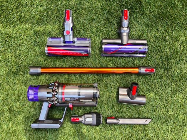 dyson cyclone v10 absolute opiniones