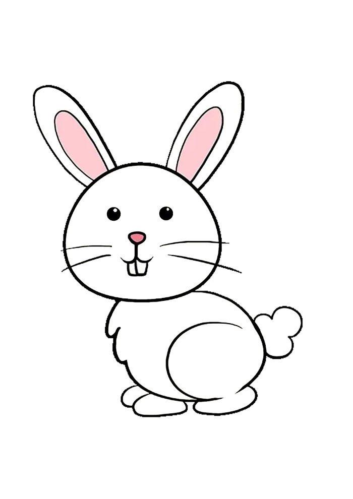 Dibujos de unicornios para imprimir y pintar. Como Desenhar um Coelho | Desenhos para colorir